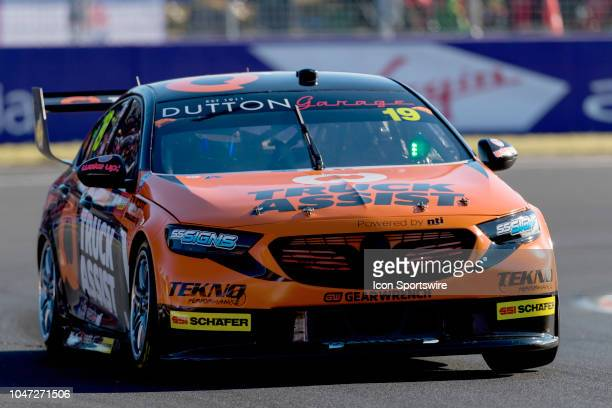 Jack Le Brocq / Jonathon Webb in the Tekno Autosports Holden Commodore head across the mountain at the Supercheap Auto Bathurst 1000 V8 Supercar Race...