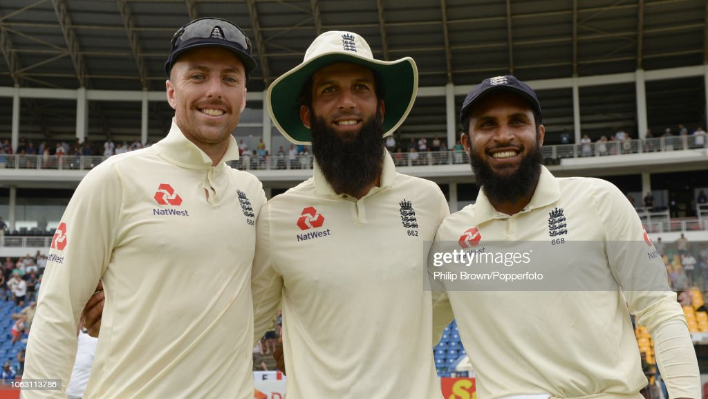 Sri Lanka v England: Second Test - Day Five : News Photo