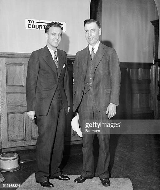 Jack Legs Diamond and lawyer DH Prior