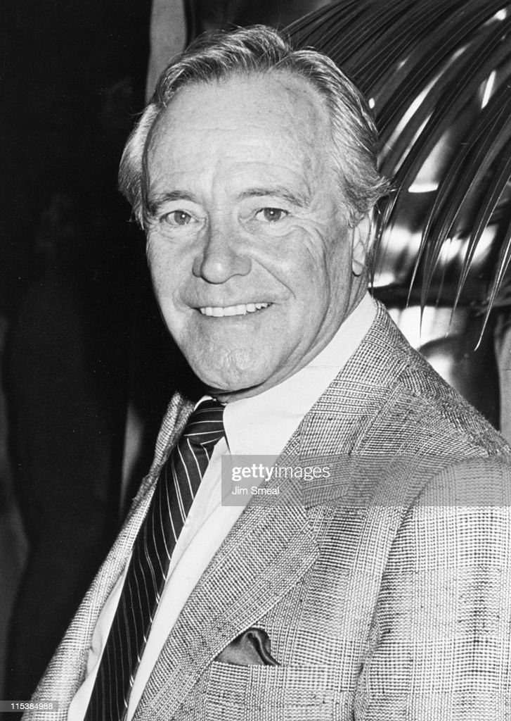 Jack Lemmon during The Annual Academy Awards Oscar Nominees luncheon at The Beverly Hilton Hotel in Beverly Hills, CA, United States.