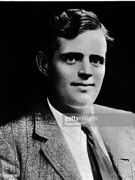 Jack Londonpsuedonym of John Griffith ChaneyUS writer 18761916 His successful novels included ' The Call of the Wild'1903