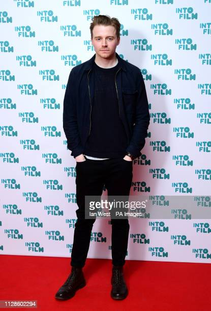 Jack Lowden attending the fifth annual Into Film Awards held at the Odeon Luxe in Leicester Square London