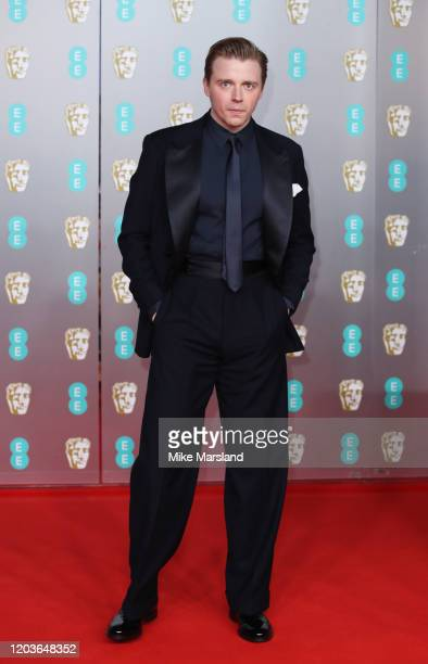Jack Lowden attends the EE British Academy Film Awards 2020 at Royal Albert Hall on February 02 2020 in London England