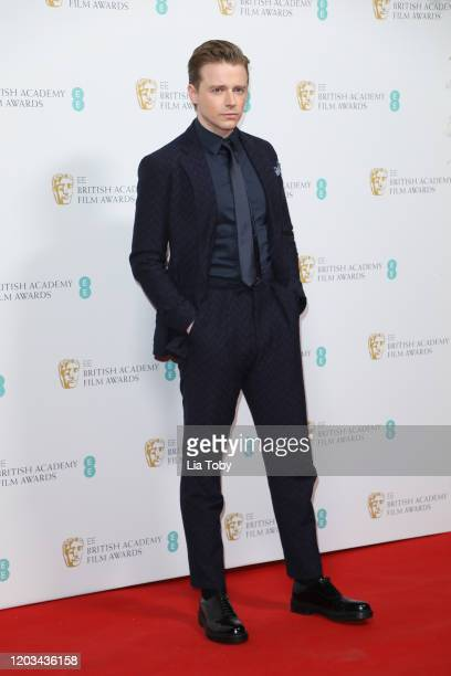 Jack Lowden attends the EE British Academy Film Awards 2020 Nominees' Party at Kensington Palace on February 01 2020 in London England