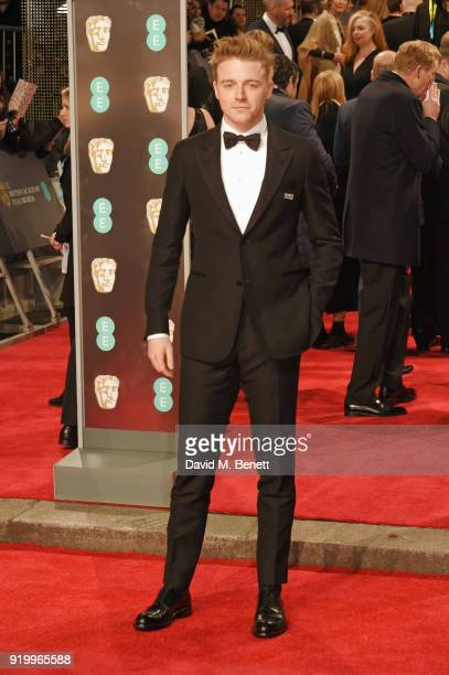 Jack Lowden attends the EE British Academy Film Awards held at Royal Albert Hall on February 18 2018 in London England