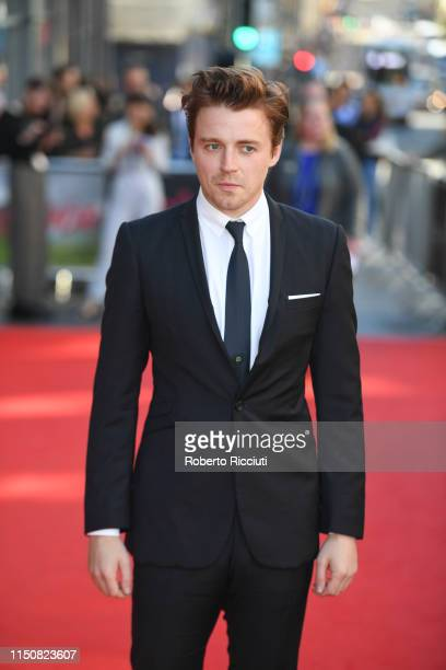 Jack Lowden attends the European premiere of Boyz In The Wood and opening night gala of the 73rd Edinburgh International Film Festival at Festival...