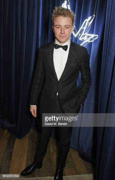 Jack Lowden attends the Grey Goose 2018 BAFTA Awards after party on February 18 2018 in London England