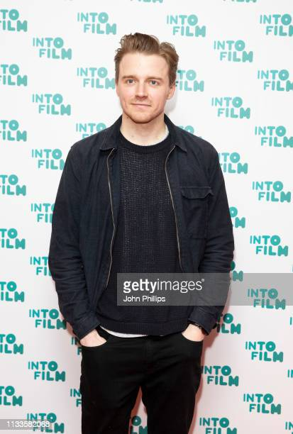 Jack Lowden attends the Into Film Award 2019 at Odeon Luxe Leicester Square on March 04 2019 in London England