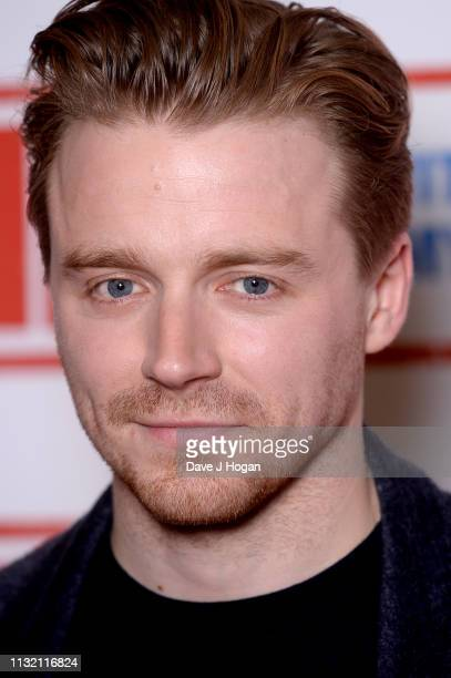Jack Lowden attends the UK Premiere of Fighting With My Family at BFI Southbank on February 25 2019 in London England