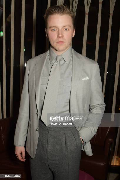 Jack Lowden attends the Vanity Fair EE Rising Star Award Party ahead of the 2020 EE BAFTAs at The Standard London on January 22 2020 in London England