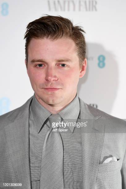Jack Lowden attends the Vanity Fair EE Rising Star BAFTAs Pre Party at The Standard on January 22 2020 in London England