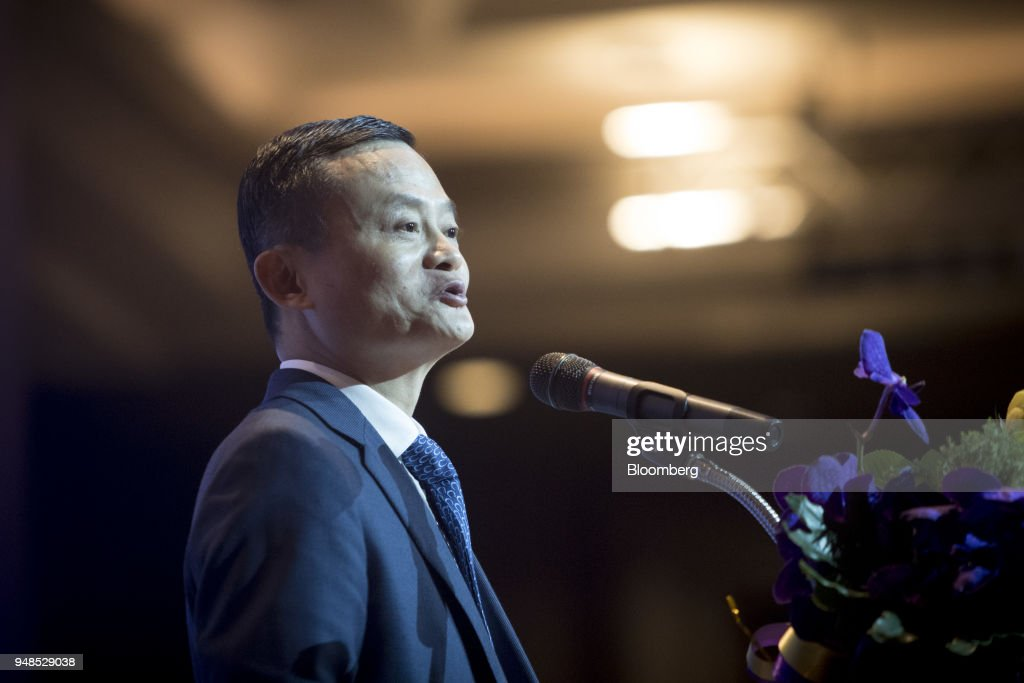 Alibaba's Jack Ma Signs MoU with Thai Govt