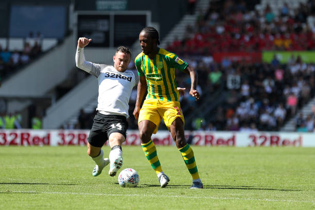 Derby County v West Bromwich Albion - Sky Bet Championship
