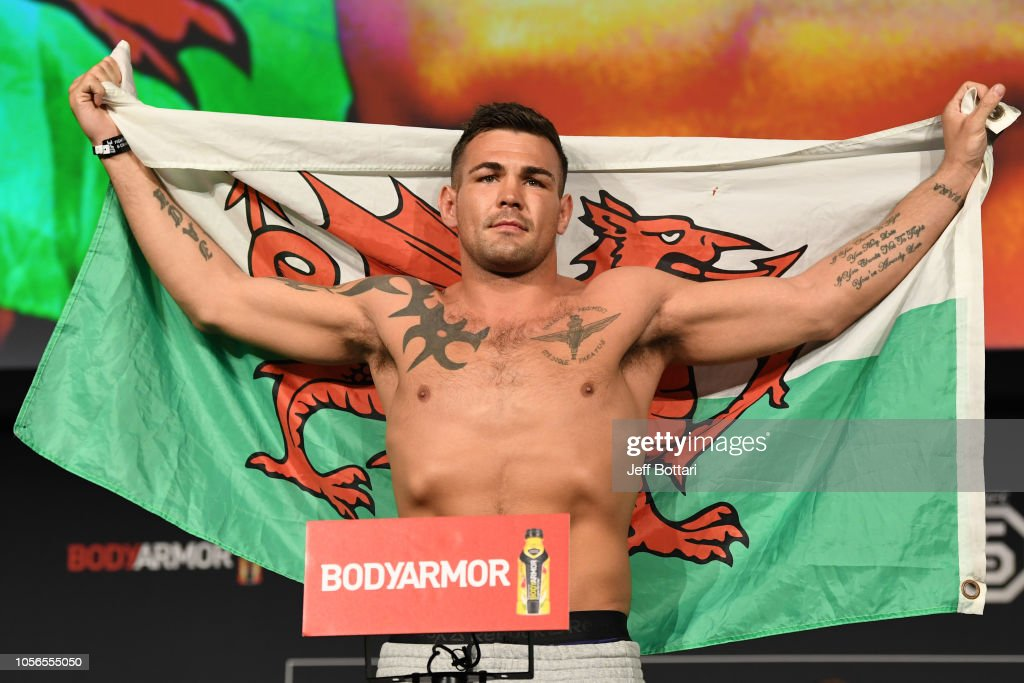 UFC 230 Weigh-ins : Nieuwsfoto's