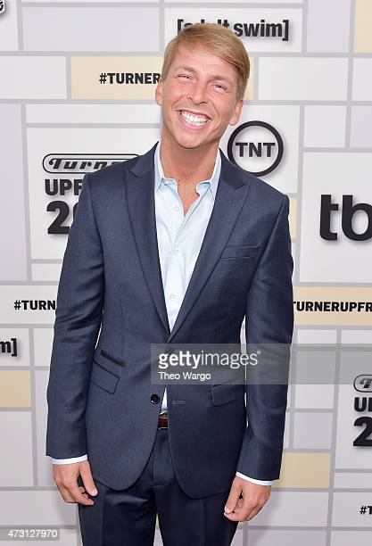 Jack McBrayer attends the Turner Upfront 2015 at Madison Square Garden on May 13 2015 in New York City JPG