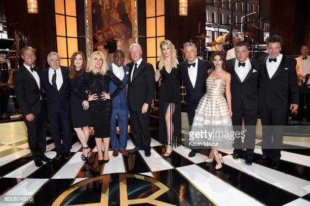 Jack McBrayer Robert De Niro Julianne Moore Jane Krakowski Tracy Morgan Bill Clinton Ireland Baldwin Alec Baldwin Hilaria Baldwin Daniel Baldwin and...