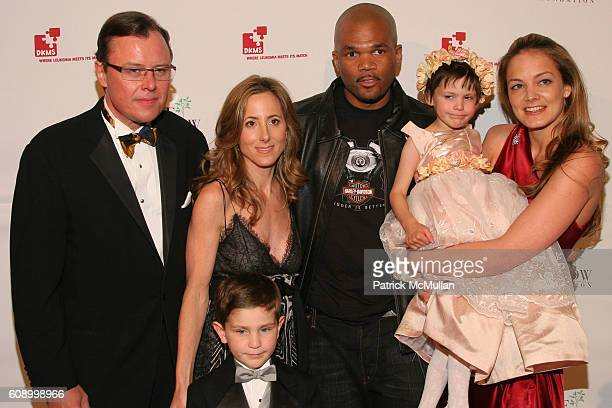 Jack McBride Christina Merrill Daryl McDaniels Katie Trebing and Katharina Harf attend The LINKS FOR LIFE GALA Benefitting DKMS and The Bone Marrow...