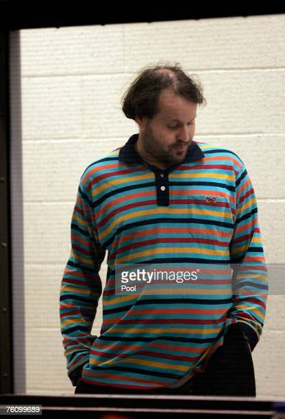 Jack McClellan is seen at the Los Angeles Superior Court to answer the charge made against him August 14 2007 in Los Angeles California McClellan who...