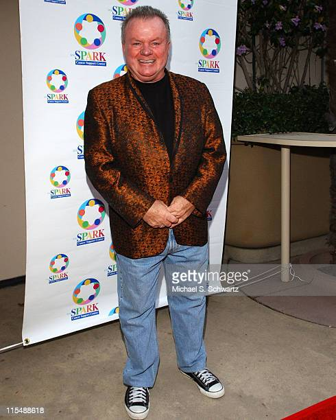 Jack McGee during weSparkle Take VI Comedy Tonight Honoring Jonathan Winters at The Alex Theatre in Glendale California United States