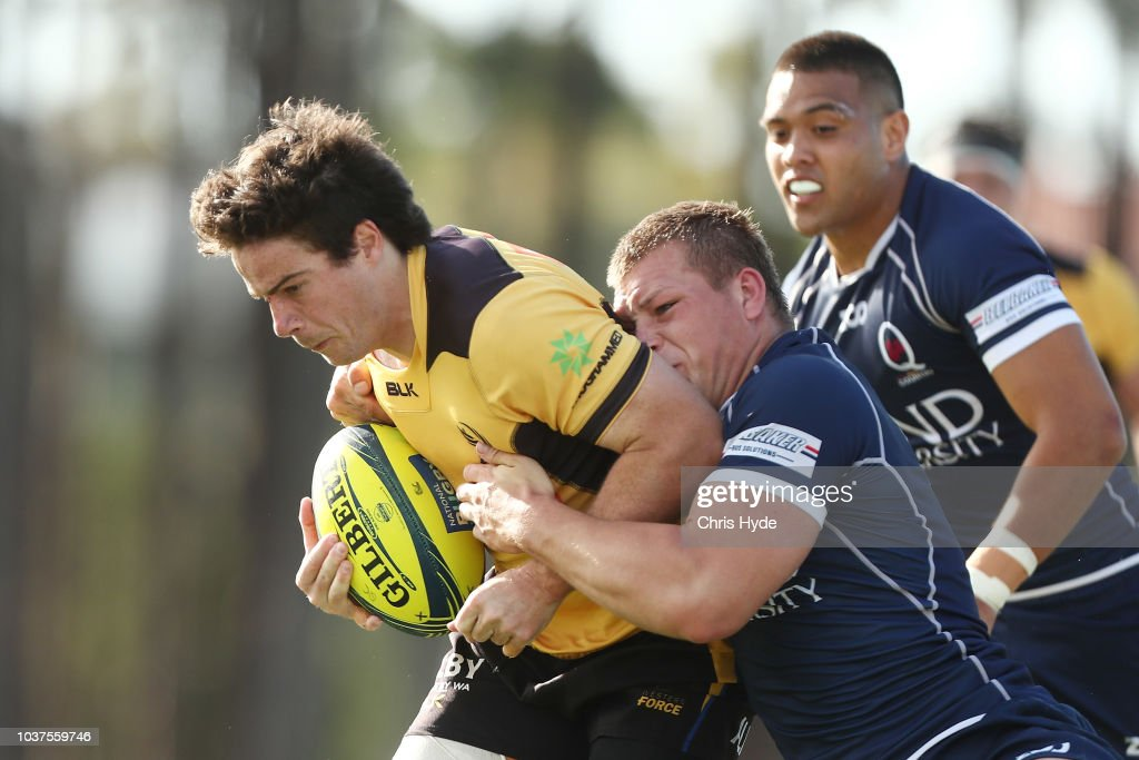 NRC Rd 4 - Queensland Country v Western Force