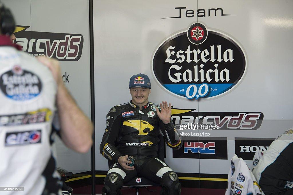 MotoGp Tests In Valencia