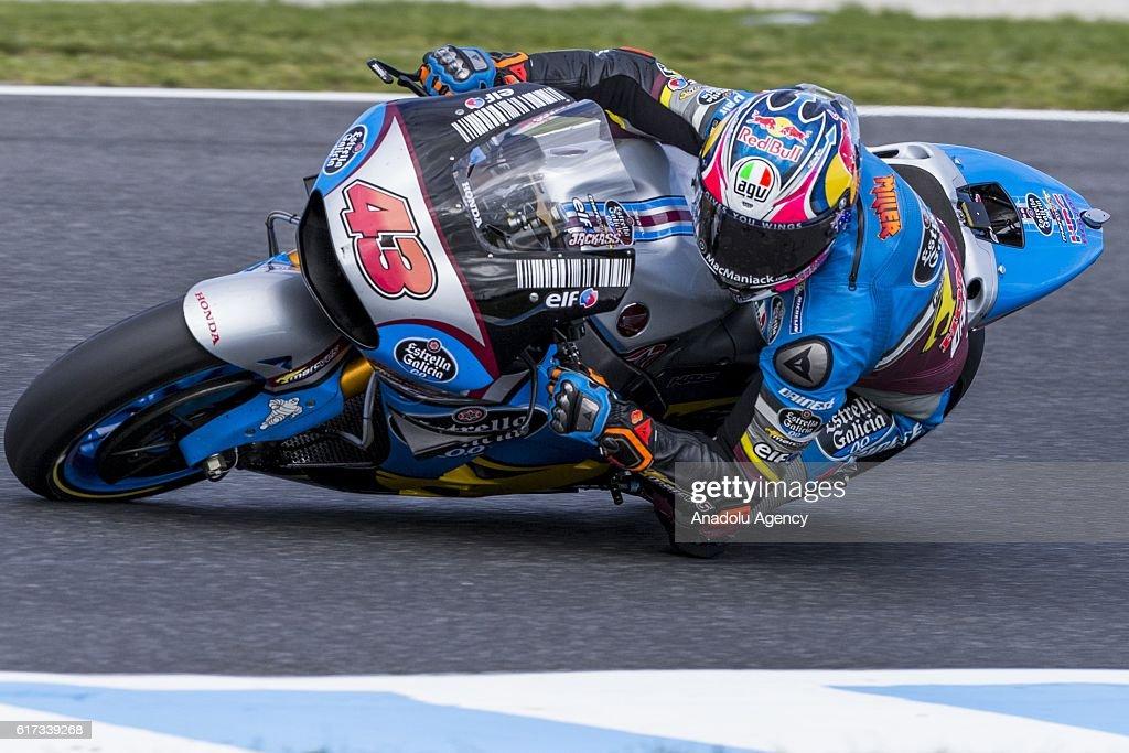 Australian Motorcycle Grand Prix : News Photo