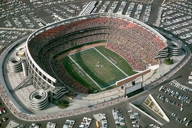 Jack Murphy Stadium in San Diego