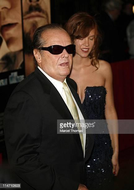 Paz De La Huerta Jack Nicholson