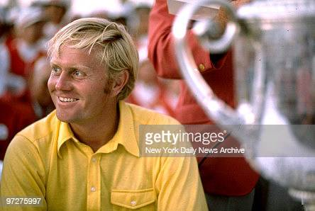 Jack Nicklaus at the Masters Tournament