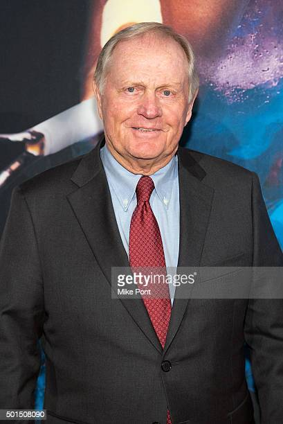 Jack Nicklaus attends the 2015 Sports Illustrated Sportsperson Of The Year Ceremony at Pier Sixty at Chelsea Piers on December 15 2015 in New York...