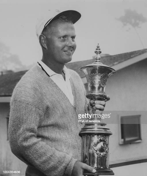 BEACH CA Jack Nicklaus in 1961 USGA National Amateur Championship at Pebble Beach California