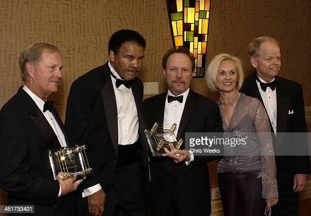 Jack Nicklaus Muhammad Ali Billy Crystal Nancy Walker Jimmy Walker