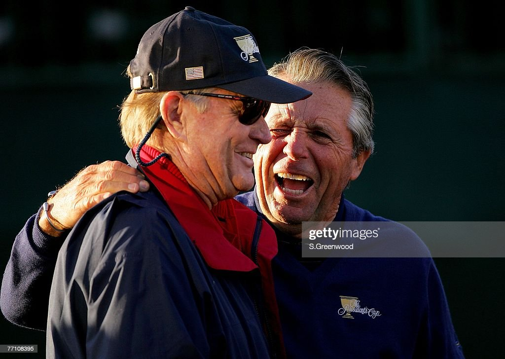 PGA TOUR - The Presidents Cup -Day 3 : News Photo
