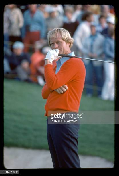 Jack Nicklaus Photo by Ruffin Beckwith/PGA TOUR Archive