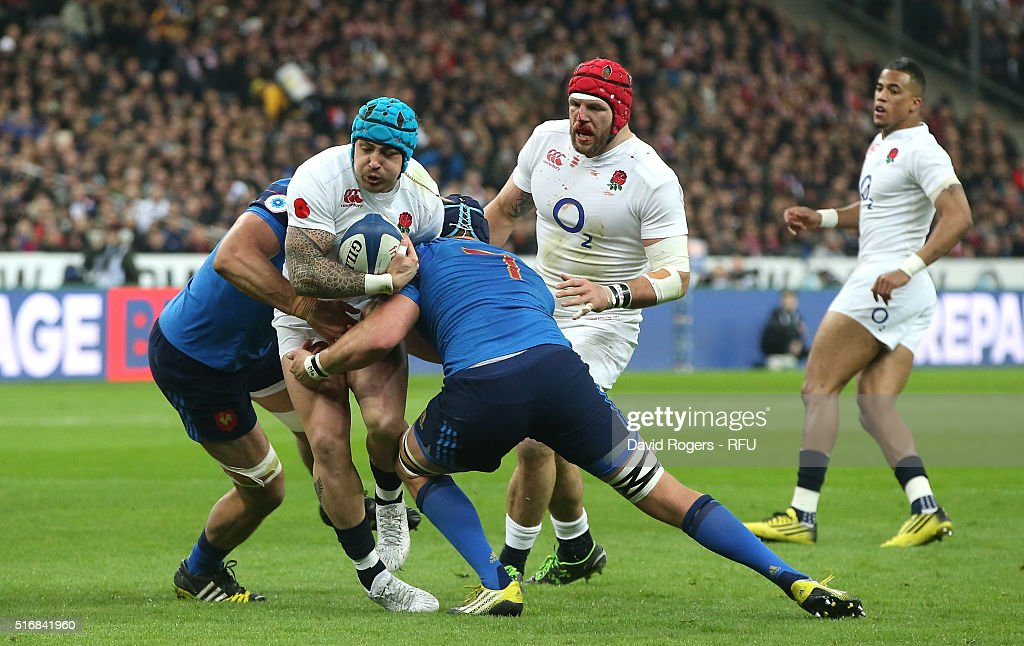 France v England - RBS Six Nations : News Photo