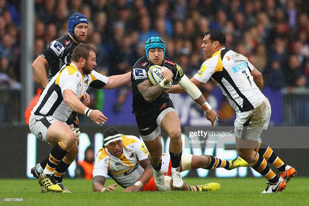Exeter Chiefs v Wasps - Aviva Premiership Semi Final