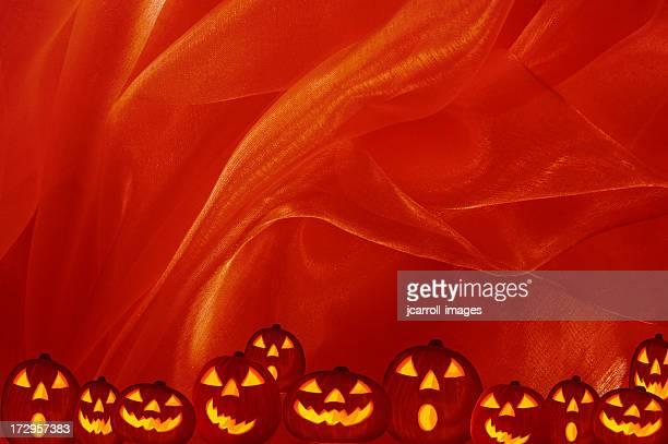Jack o' Lantern Halloween Background