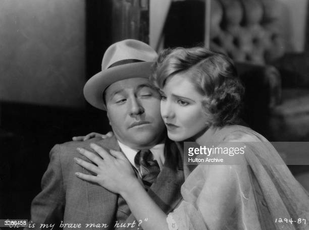 Jack Oakie and Jean Arthur star in the ParamountPublix comedy 'Gang Buster' directed by A Edward Sutherland