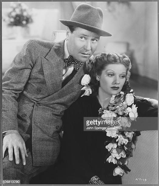 Jack Oakie and Lucille Ball in The Affairs of Annabel