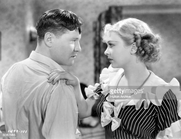 Jack Oakie born Lewis D Offield the American comic actor and Dorothy Dell born Dorothy Goff the American beauty queen who was killed in a car crash...