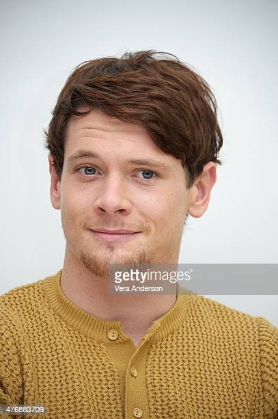 Jack O'Connell at the '300 Rise Of An Empire' Press Conference at the Four Seasons Hotel on March 4 2014 in Beverly Hills California