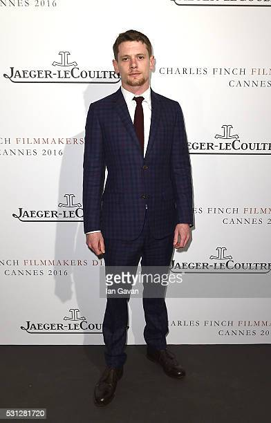 Jack O'Connell attends as Charles Finch hosts the 8th Annual Filmmakers Dinner with JaegerLeCoultre at Hotel du CapEdenRoc on May 13 2016 in Cap...
