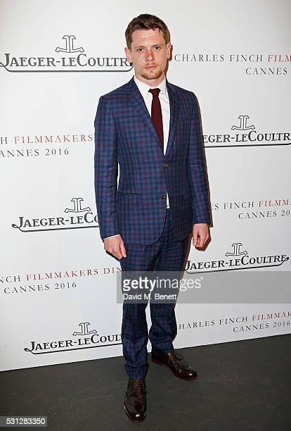 Jack O'Connell attends The 8th Annual Filmmakers Dinner hosted by Charles Finch and JaegerLeCoultre at Hotel du CapEden Roc on May 13 2016 in London...