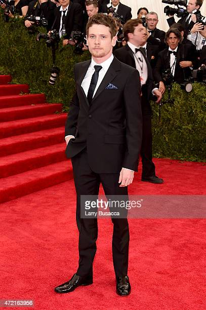 Jack O'Connell attends the 'China Through The Looking Glass' Costume Institute Benefit Gala at the Metropolitan Museum of Art on May 4 2015 in New...