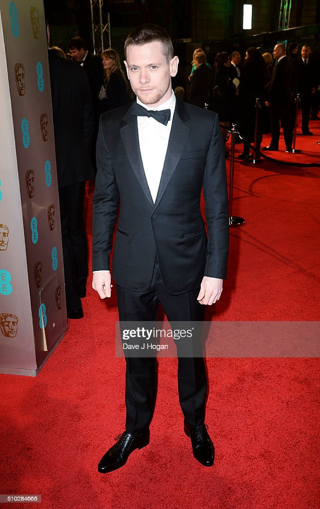 Jack O'Connell attends the EE British Academy Film Awards at The Royal Opera House on February 14, 2016 in London, England.