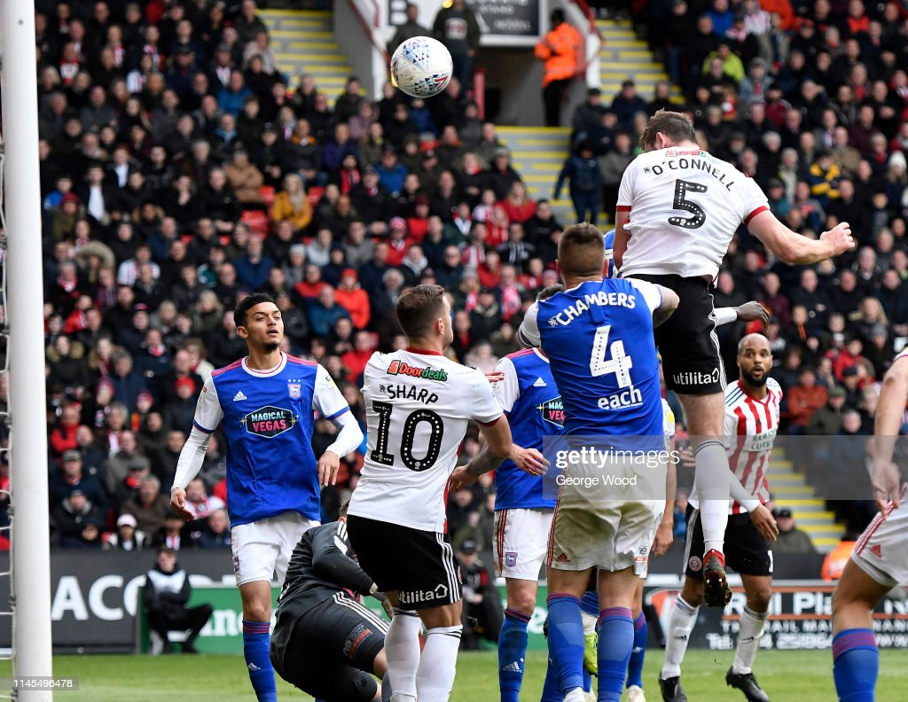 Sheffield United v Ipswich Town - Sky Bet Championship : News Photo