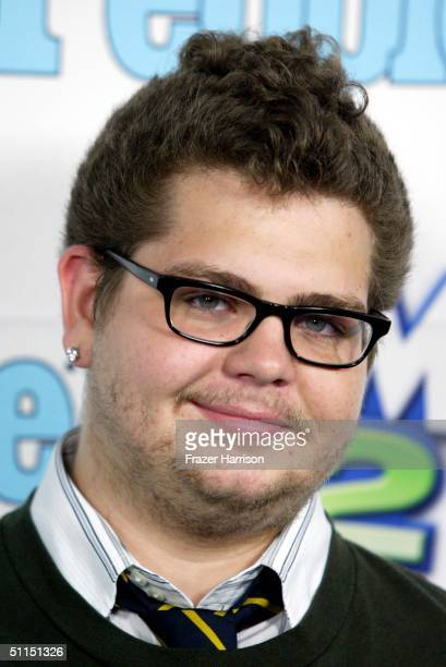 """Jack Osbourne arrives at the 1st Annual Teen People """"Young Hollywood"""" Issue party held on August 7, 2004 at the Teen People mansion in the Hollywood..."""
