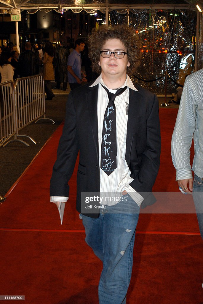 Jack Osbourne during DreamWorks Premiere of 'Old School' - Arrivals at Grauman's Chinese Theatre in Hollywood, CA, United States.