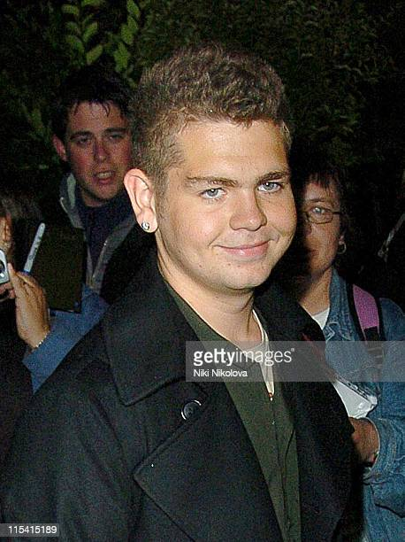 Jack Osbourne during 'The Dukes of Hazzard' London Premiere After Party at Texas Embassy Cantina in London United Kingdom