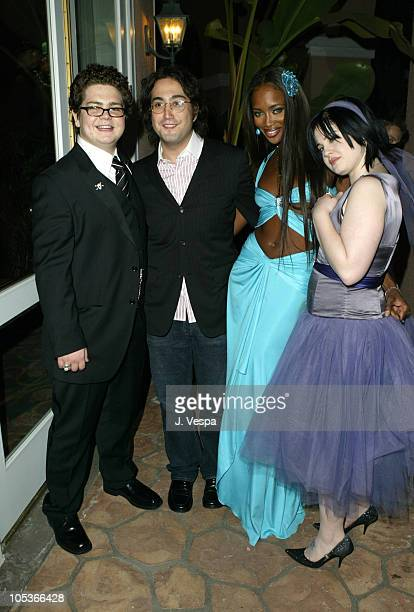 Jack Osbourne Sean Lennon Naomi Campbell and Kelly Osbourne